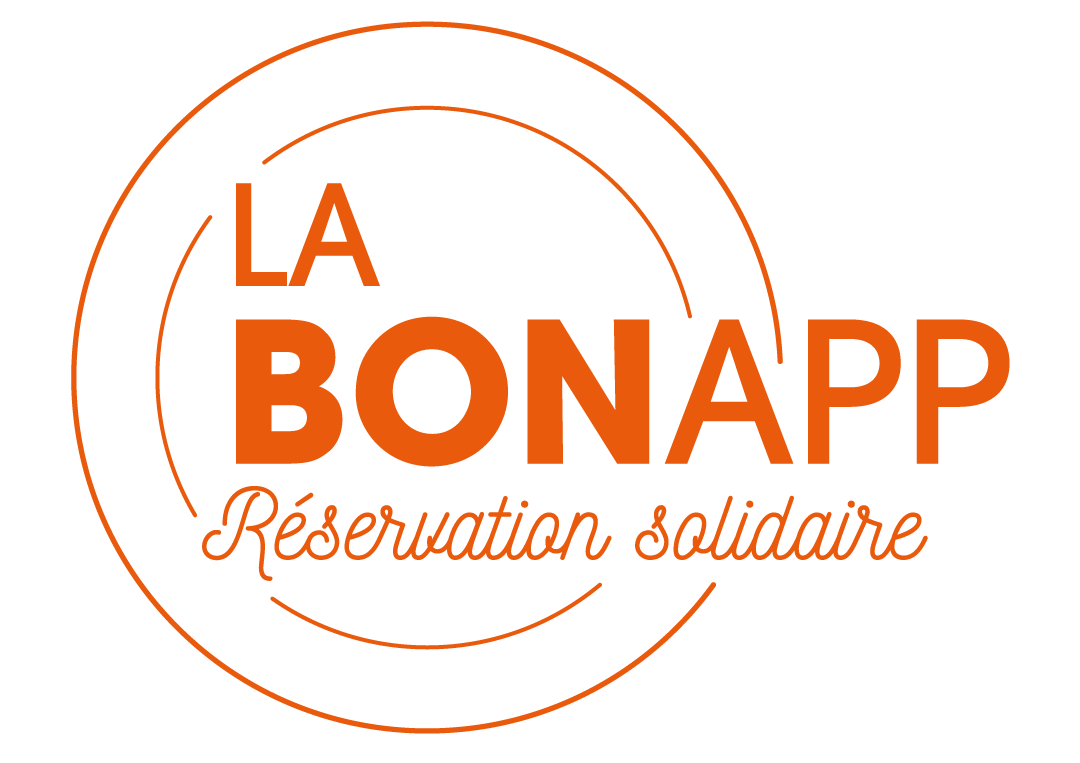 logo labonapp reservation solidaire